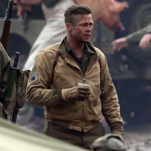 WW2-Fury-Tanker-Khaki- Bomber-Jacket