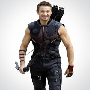 Hawkeye-The- Avengers-Jeremy- Renner-Leather-Vest