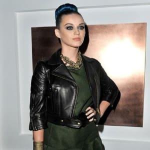 Katy-Perry-Black- Biker-Leather- Jacket-For-women