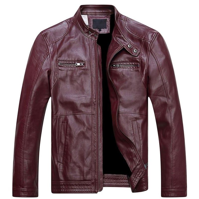 maroon jacket uk