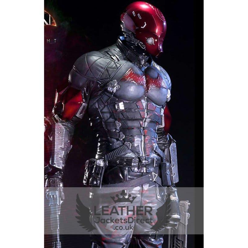 Batman Arkham Knight Red Hood New Jacket