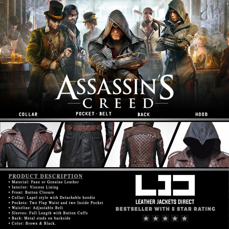 Assassin's-Creed-Jacob-Frye-Trench-Leather-Coat-UK