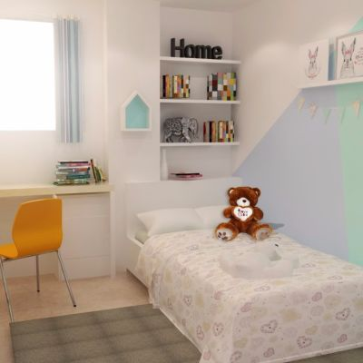 Childres's Bedroom | Niaga Art