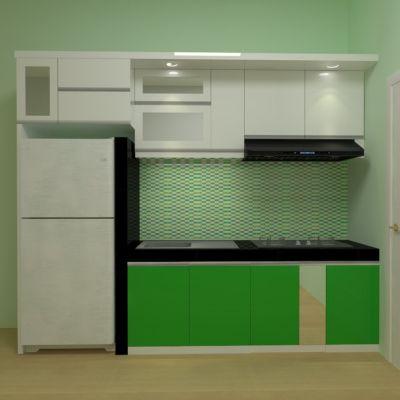 Simple Kitchenset | Niaga Art
