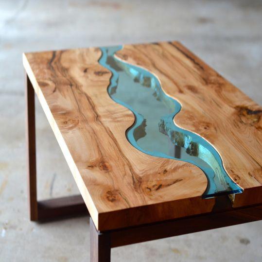 Desain Unik Coffee Table | Niaga Art Blog
