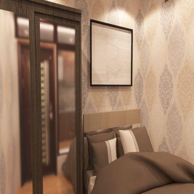 Dark Brown Bedroom Set | Niaga Art