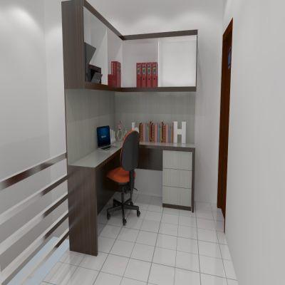 Simple Desk | Niaga Art