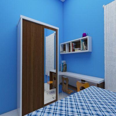 Simple Bedroom Set | Niaga Art