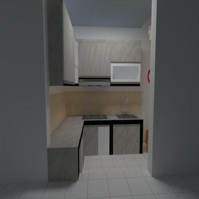 Small Kitchen Set | Niaga Art
