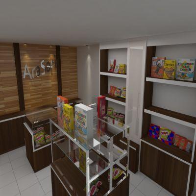 Shop Display | Niaga Art
