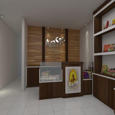 Cashier Table | Niaga Art