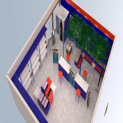 Office Interior | Niaga Art