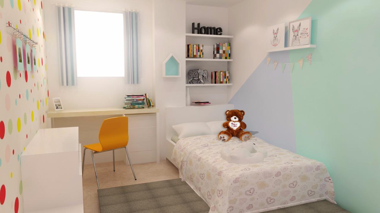 Children's Bed Room | Niaga Art