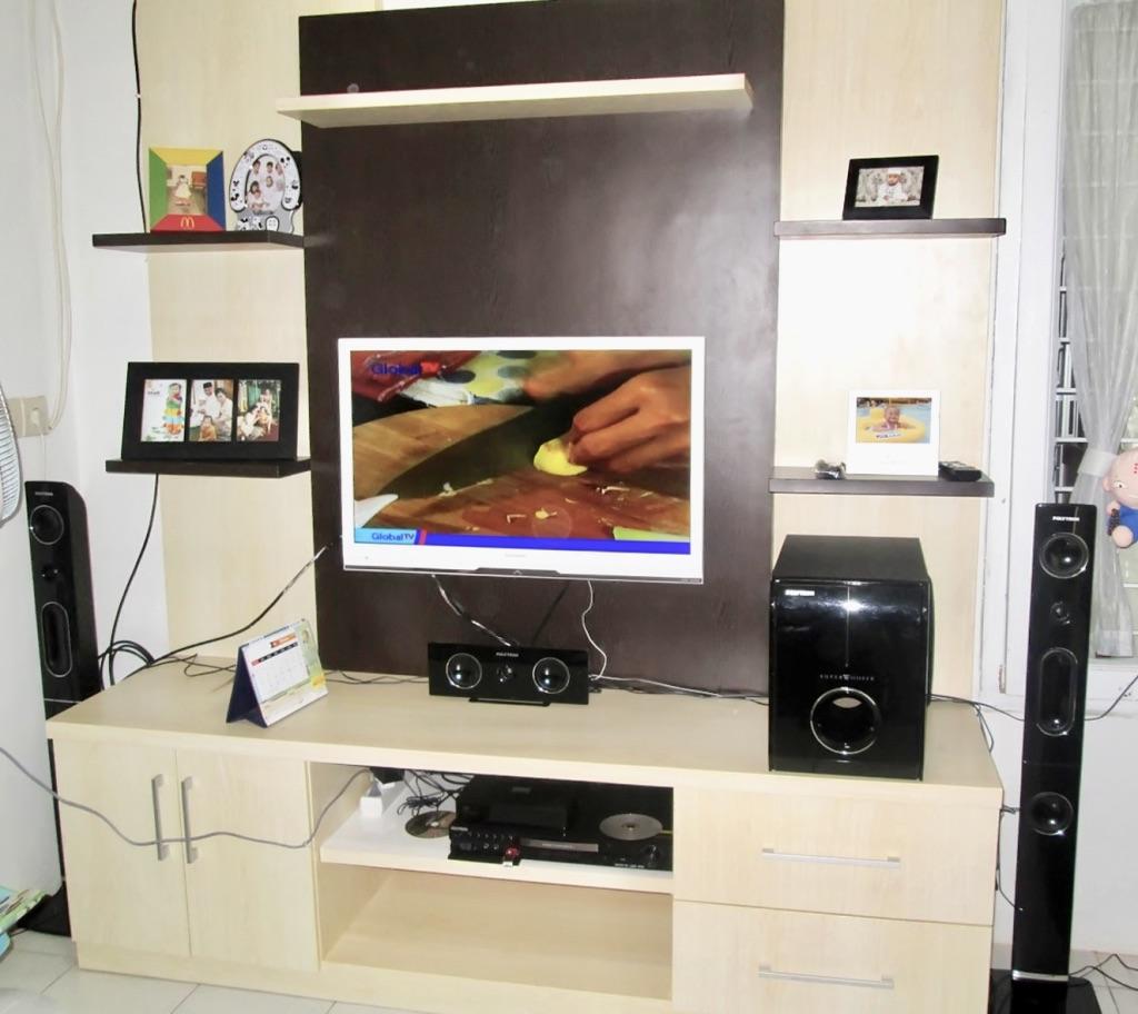 Cabinets & Backdrop | Niaga Art