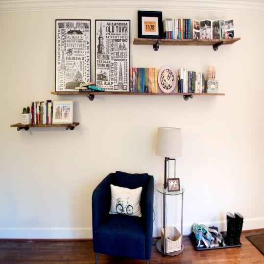 Ambalan Dinding: Dekorasi Fungsional  Simpel yang Kurangi Monoton pada Ruang Minimalis | Niaga Art Blog
