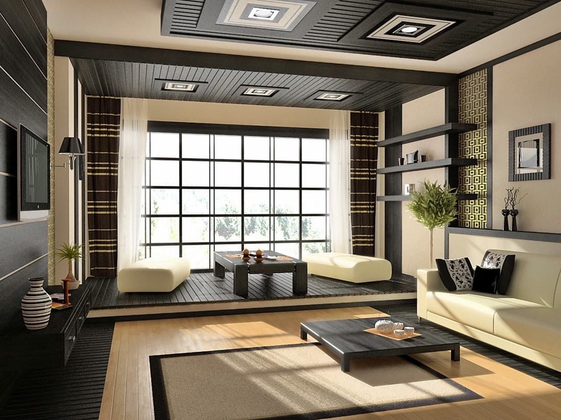 gaya interior modern