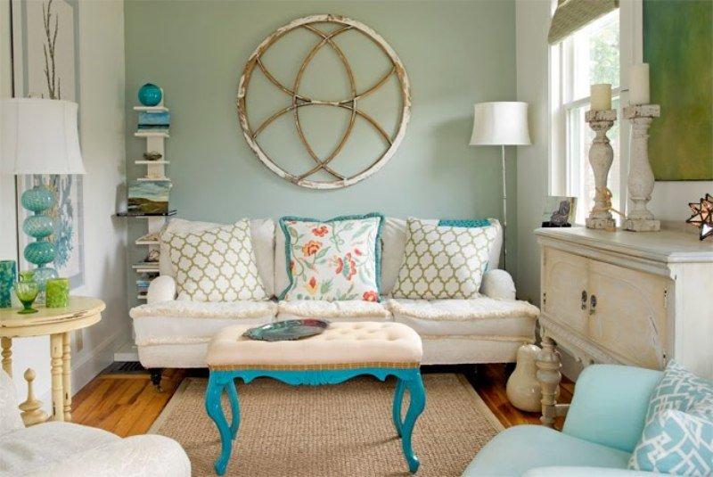 gaya interior rumah vintage