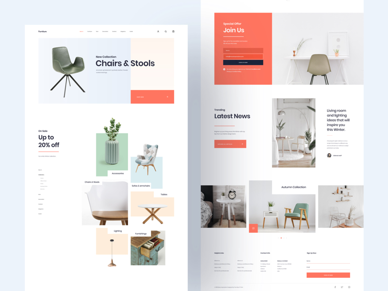 MI Furniture Free Sketch Template
