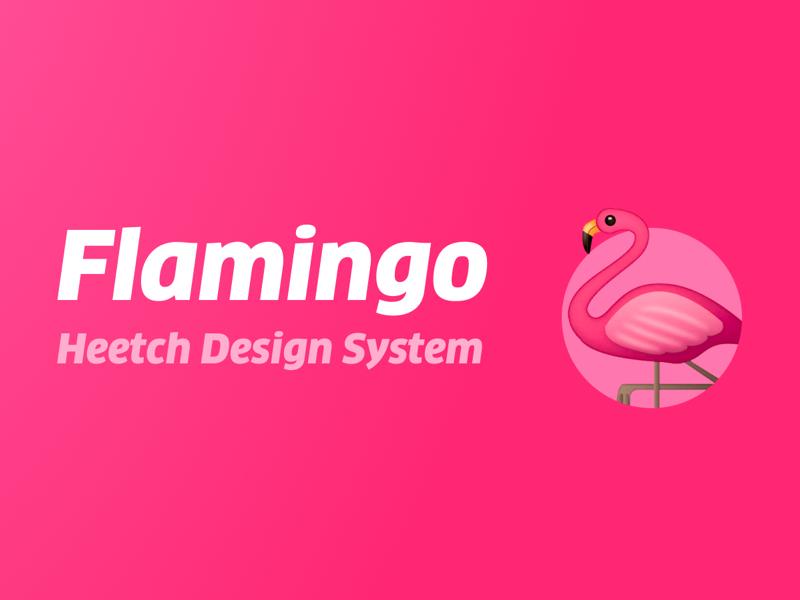 Flamingo Design System for Figma