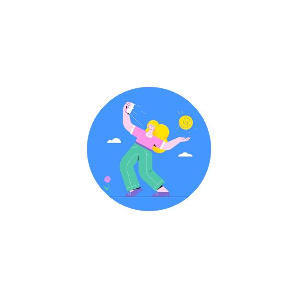 Pof-Pof Illustration