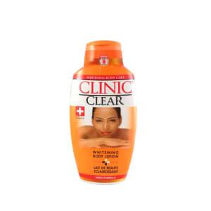 Clinic Clear Whitening Body Care Lotion 16.9 Fl.oz/ 500 ml. | Swiss Formula