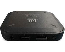 Mi Box: 4K Android TV set-top box