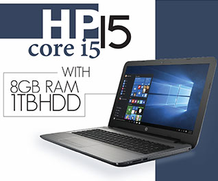 HP Notebook 15 (15-Ay014dx) Laptop