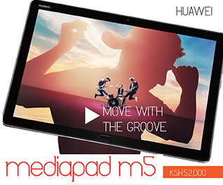 Huawei MediaPad M5 10 Tablet