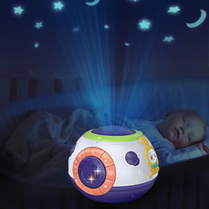 Best Baby Star Light Projector Plays Soothing Sounds for Nursery
