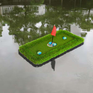 Prime Floating Putting Green