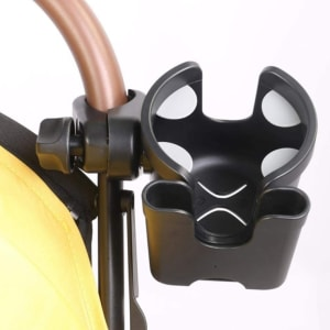 Baby Stroller Phone and Cup Holder - 1 Easy Universal Update