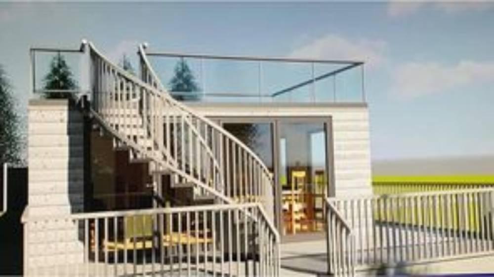 Panoramic Stargazer Residential Lodge