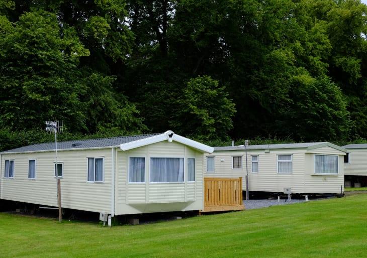 private caravan hire Scotland