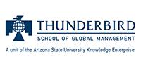 Thunderbird School of Global Management  logo