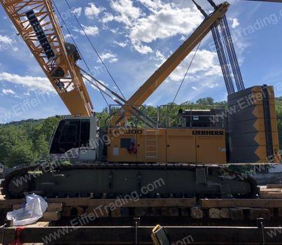 2013 Liebherr LR1300 Crawler Crane | Eiffel Trading