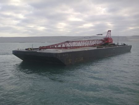 240' x 53' x 14' RMRS Classed Deck Barge