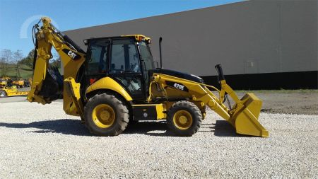 2009 Cat 420E Loader | Eiffel Trading