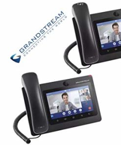 Grandstream GXV3370 16-line IP Video Phone with Android 7.x