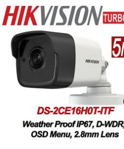 HIKVISION 5 MP Bullet Camera DS-2CE16H0T-ITF