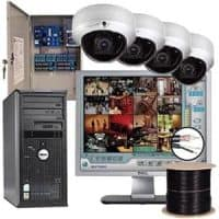 Video Surveillance and Security Cameras CCTV