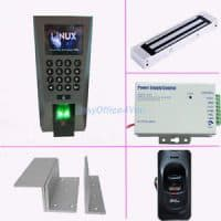 Access Control and Security System, Biometric, RFID, Facial