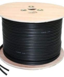 RG 59 Cable for Cameras With Power 305M