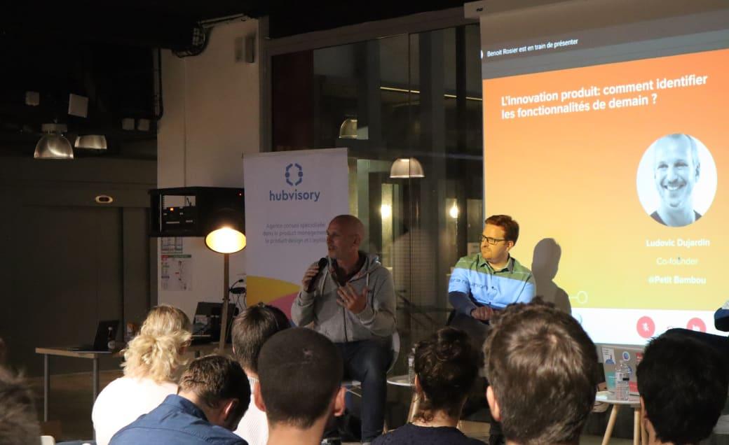 Intervention de Ludovic Dujardin, Co-fondateur Petit Bambou