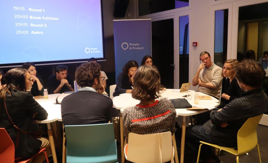 """Table ronde sur """"Comment intégrer une démarche globale de mise en accessibilité lors d'une refonte produit ?"""""""