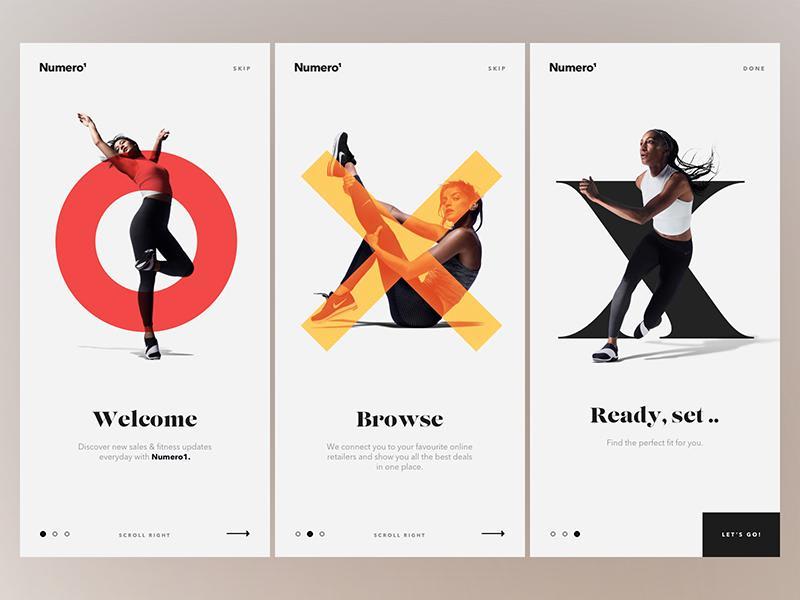 Exemples de supports de communication digitaux / web : miniature YouTube, publication instagram, écran d'une application mobile