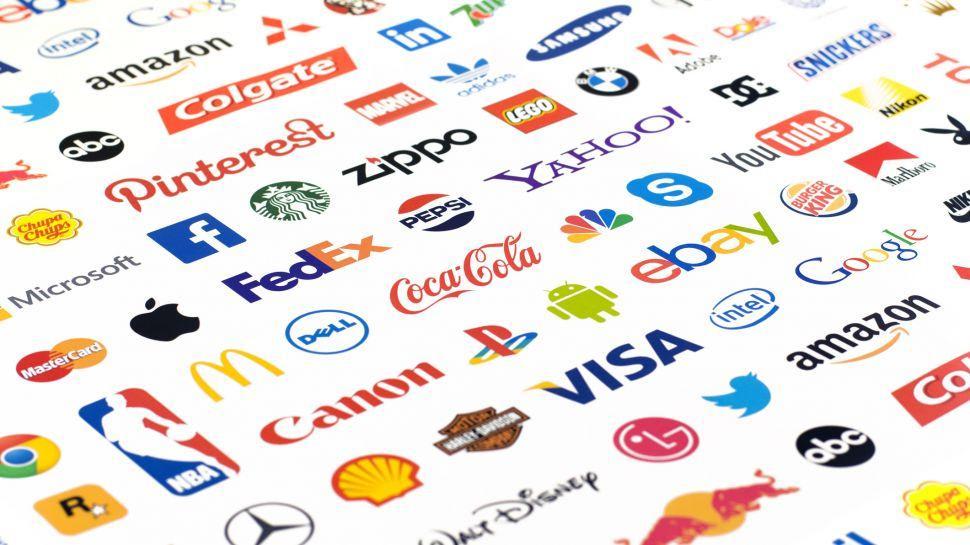 Moodboard de différents logos
