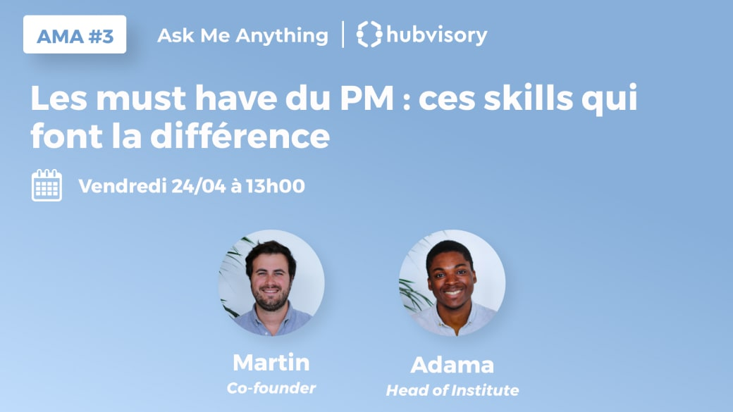 Les webinars participatifs Ask Me Anything