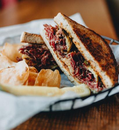 Proper Meats - Sandwich
