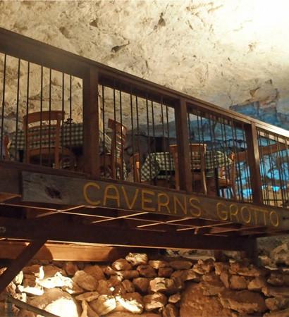 GC Caverns Grotto - 410x450