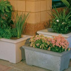 Classic Series Rectangular Planters